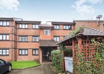 Thumbnail 2 bed flat for sale in Hamburgh Court, West Cheshunt, Herts