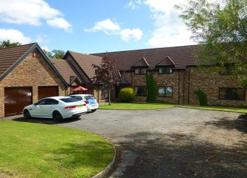 Thumbnail 5 bed detached house for sale in Beidr Non Llannon, Llanelli, Carmarthenshire.