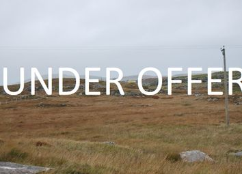 Thumbnail Land for sale in 244 Bruernish, Isle Of Barra