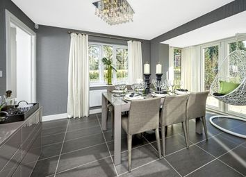 """Thumbnail 4 bed detached house for sale in """"Hexham"""" at Frenchs Avenue, Dunstable"""
