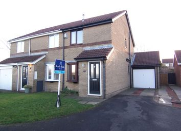 2 bed semi-detached house for sale in Plaistow Way, Cramlington NE23