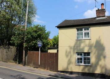 Thumbnail 2 bed end terrace house for sale in Farnborough Road, Farnham