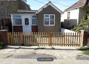 Thumbnail 2 bed bungalow to rent in Lake Way, Jaywick, Clacton-On-Sea