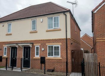 Thumbnail 3 bedroom semi-detached house for sale in Highfield Road, Huyton, Liverpool