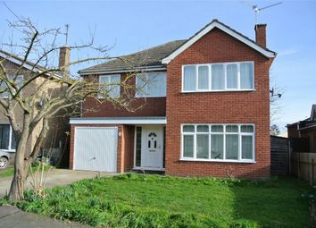 Thumbnail 5 bed detached house for sale in Stephenson Way, Bourne, Lincolnshire