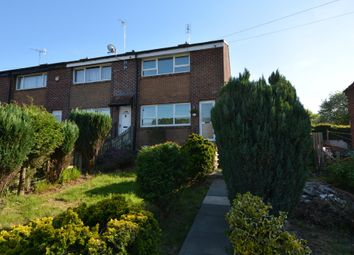 Thumbnail 3 bed end terrace house for sale in Lydgate Drive, New Mill, Holmfirth
