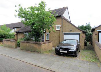 Thumbnail 3 bedroom detached house for sale in Tolcarne Avenue, Fishermead, Milton Keynes