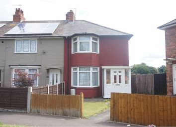 Thumbnail 3 bed end terrace house for sale in Eastfield Road, Birmingham