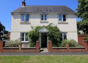 Thumbnail 4 bed end terrace house for sale in Redvers Way, Tiverton