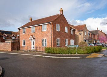 Thumbnail Detached house for sale in Foxglove Court, Spalding