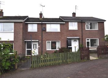 Thumbnail 3 bed terraced house to rent in Kirkstall Close, Macclesfield