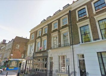 Thumbnail 3 bedroom maisonette to rent in Westbourne Park Road, Royal Oak, Notting Hill, London