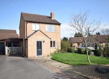 Thumbnail 3 bed detached house for sale in Westmorland Drive, Desborough, Kettering