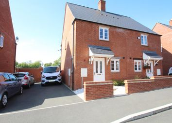 2 bed semi-detached house for sale in Setters Way, Roade, Northampton NN7