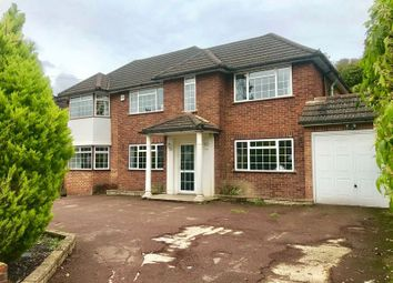 Thumbnail 5 bed detached house for sale in Desborough Avenue, High Wycombe