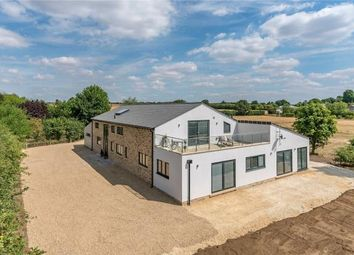 Thumbnail 5 bed detached house for sale in Barton Road, Comberton, Cambridgeshire