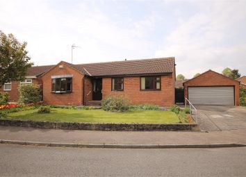 Thumbnail 3 bed detached bungalow for sale in Thornbridge Crescent, Wingerworth, Chesterfield