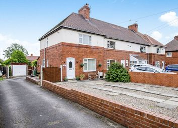 Thumbnail 3 bed terraced house for sale in West Avenue, South Elmsall, Pontefract