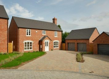 Thumbnail 4 bed detached house for sale in 4 William Ball Drive, Horsehay, Telford, Shropshire
