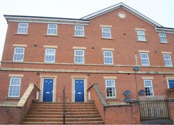 Thumbnail 3 bed maisonette for sale in Fenton Avenue, Swindon