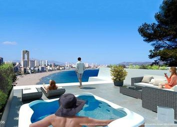 Thumbnail 3 bed penthouse for sale in Benidorm, Alicante, Spain