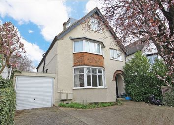 Thumbnail 4 bed flat to rent in Mortimer Road, London