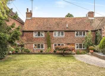 Thumbnail 3 bed semi-detached house for sale in The Heath, Horsmonden, Tonbridge