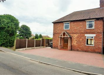 Thumbnail 3 bed semi-detached house for sale in Westland Road, Market Drayton