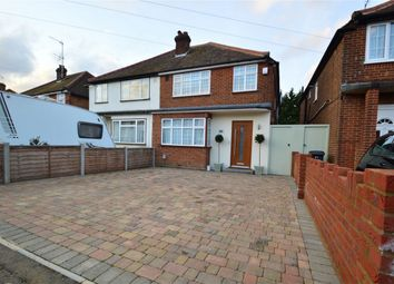 Thumbnail 4 bed semi-detached house for sale in Crawford Road, Hatfield, Hertfordshire