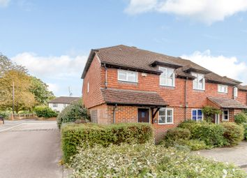 Thumbnail 3 bed semi-detached house for sale in Barncroft, Farnham