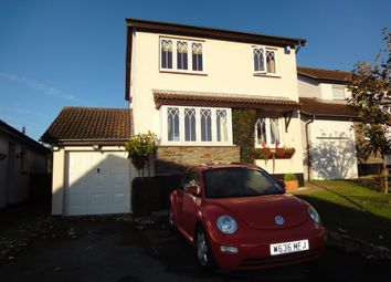 Thumbnail 4 bed detached house to rent in Coombe View, Teignmouth