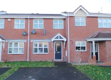 Thumbnail 2 bed terraced house to rent in Althrop Grove, Longton, Stoke-On-Trent