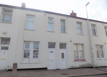 Thumbnail 2 bedroom terraced house for sale in Ashton Road, Blackpool