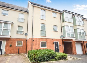 Thumbnail 4 bedroom town house for sale in Pearl Square, Great Baddow, Chelmsford