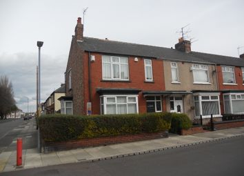 Thumbnail 3 bed end terrace house to rent in Chipchase Road, Middlesbrough