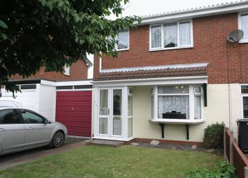 Thumbnail 3 bed semi-detached house for sale in Clifton Road, Halesowen