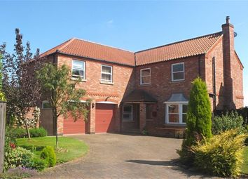 Thumbnail 5 bed detached house for sale in Skipwith, Selby