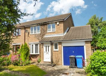 Thumbnail 3 bed semi-detached house for sale in Warkworth Drive, Pegswood, Morpeth