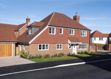 Thumbnail 4 bed detached house for sale in Oakwood Way, Wadhurst, East Sussex