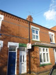 Thumbnail 4 bedroom terraced house to rent in Howard Road, Clarendon Park, Leicester