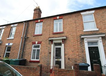 Thumbnail 3 bed terraced house for sale in Queen Street, Castlefields, Shrewsbury