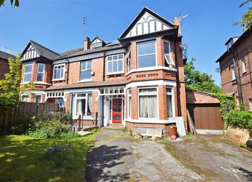 Thumbnail 6 bedroom semi-detached house for sale in Burton Road, West Didsbury, Manchester