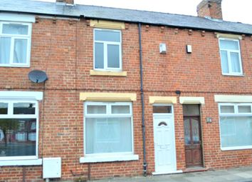 Thumbnail 3 bed terraced house for sale in Edward Street, South Bank, Middlesbrough