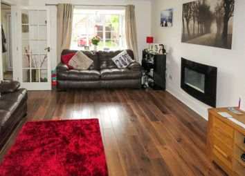 Thumbnail 4 bedroom detached house for sale in Tansy Close, Eaton Ford, St. Neots