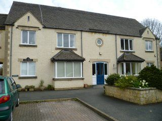 Thumbnail 1 bed flat to rent in Middle Orchard, Old Forge Close, Bledington, Chipping Norton