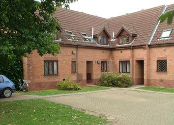 Thumbnail 2 bedroom flat for sale in Bridge Close, Harleston, Norfolk