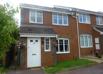 Thumbnail 3 bed end terrace house to rent in Ramsdell Road, Fleet