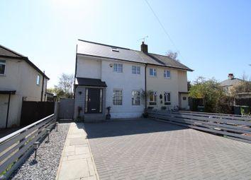 Mutton Lane, Potters Bar EN6. 4 bed semi-detached house for sale