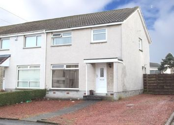 Thumbnail 3 bed semi-detached house to rent in Darnley Drive, Kilmarnock