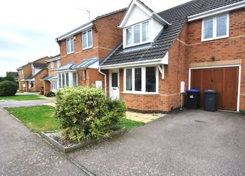 Thumbnail 3 bed property to rent in Ryngwell Close, Northampton